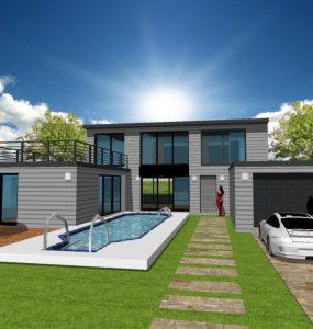 Comment construire sa maison ecologique de reve